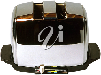 Royalty Free Photo of a Two Slice Toaster