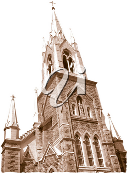 Royalty Free Photo of a Church