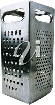 Royalty Free Photo of a Cheese Grater
