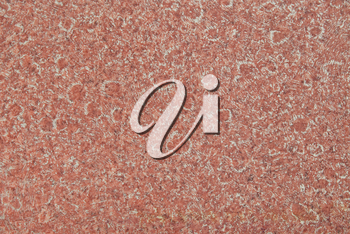 Red marble surface texture for background.