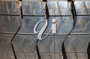 Car truck tires close up wheel profile structure background